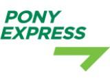 Логотип PONY EXPRESS
