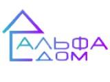 Логотип Альфа-дом, ООО