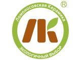 Логотип Ломоносовская керамика