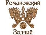 Логотип Романовский Зодчий