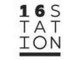 Логотип 16Station