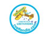 Логотип Цветландия